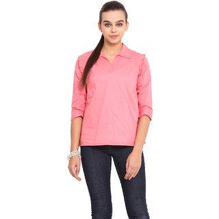 Pink Lemon Women Pink Top