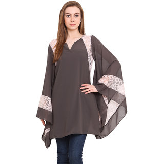 Blink Women Grey Tunic