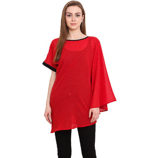 Blink Women Red Tunic