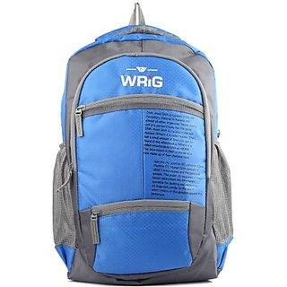 Wrig WBP-002B 20 L Backpack (Blue) BKPEFEFWENNHEDHU