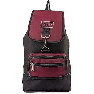 Wrig Waterproof School Bag (Maroon, 3 L) BAGEB2RVPBXHX2UU