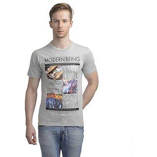 Wrig Printed Mens Round Neck T-Shirt TSHEA2YGD82GFSZU