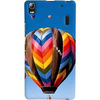 Furnishfantasy Back Cover For Lenovo K3 Note (Multicolor) FBm-1690