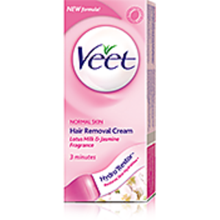Online Veet Hair Removal Cream Normal Skin 100gm Prices