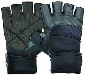 Nivia Prowrap Sports Glove - Medium