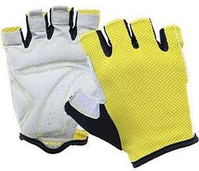 Nivia Cromo Sports Glove - L