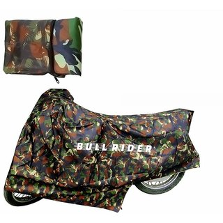 BRB Premium Quality Bike Body cover Water resistant for TVS Scooty Zest 110