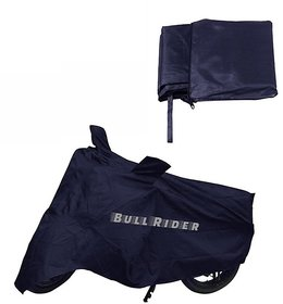 DealsinTrend Two wheeler cover without mirror pocket Water resistant for Honda CB Shine SP