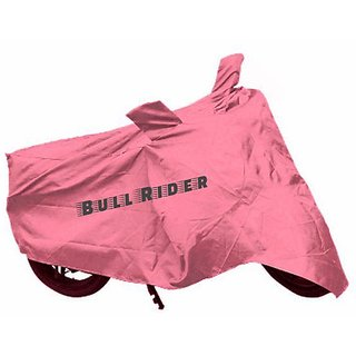 Bull Rider Two Wheeler Cover for Kinetic Luna with Free Microfiber Gloves