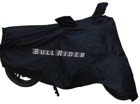DIT Two wheeler cover with mirror pocket Waterproof for Bajaj Platina