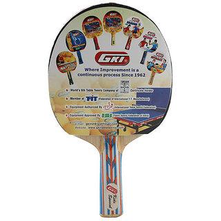 GKI Kids Special Table Tennis Bat in Foam Cover