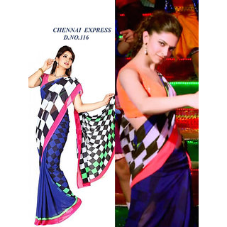 Deepika Padukone Chennai Express Saree Prices in India ...