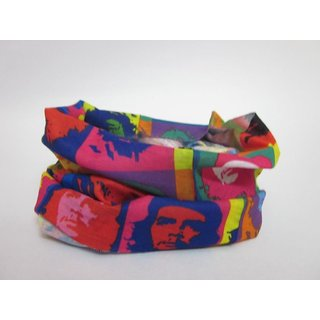 Unisex Fashion POP art Che scarf headgear, biker, bike, bandana