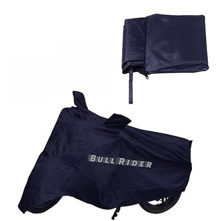 BRB Two wheeler cover without mirror pocket UV Resistant for LML Select 4 KS