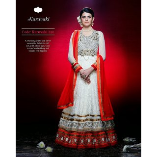 1b04b2ffe1a4 Semistiched Designer Suit Lehnga at Best Prices - Shopclues Online ...