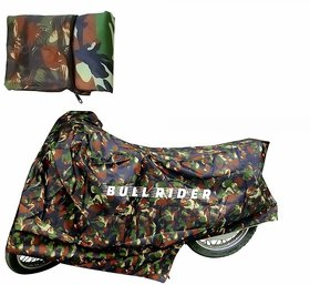 Bull Rider Two Wheeler Cover for Suzuki Achiever with Free Key Chain