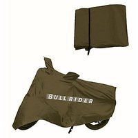 Bull Rider Two Wheeler Cover for TVS SCOOTY STREAK with Free Key Chain