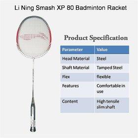 Li-Ning Smash XP-80 Badminton Racquet (Assorted)