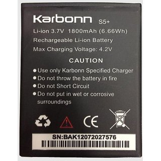 Snaptic Li Ion Polymer Replacement Battery for Karbonn Titanium S5