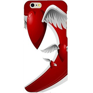 Casotec Valentine Special Design Hard Back Case Cover For Apple Iphone 6 / 6S gz8001-13003