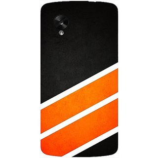 Casotec Abstract Pattern Design Hard Back Case Cover For Lg Google Nexus 5 gz8062-12088