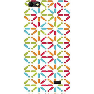 Casotec Trips Design Hard Back Case Cover For Huawei Honor 4C gz8028-12334