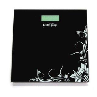 Healthgenie HD-221 Black Digital Weighing Scale