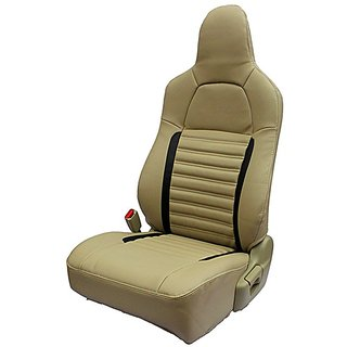 Front Line 3D Car Seat Cover For Honda Amaze