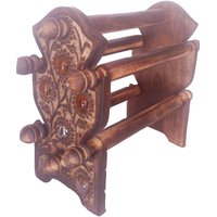 Onlineshoppee Wooden Bangle Stand (Option 5)