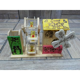 Onlineshoppee Wooden Musical Toy