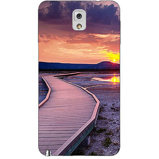 EYP Path To Heaven Back Cover Case For Samsung Galaxy Note 3 N9000 91156
