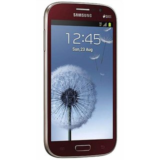 Samsung Galaxy Grand Duos (GT-I9082) Red (Double Flip)