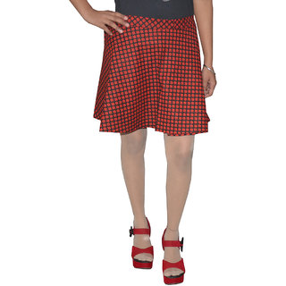 Pezzava Cotton Wraparound Mini Skirt (SKT-FWCM-A0001)