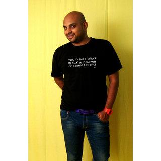 EDiOTS Corrupt People T Shirt