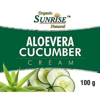 Organic Cucumber Cream 50(GM)