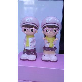 Beautiful Doll Couple Fashion