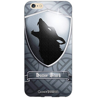 EYP Game Of Thrones GOT House Stark  Back Cover Case For Apple iPhone 6 Plus 170133
