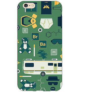EYP Breaking Bad Back Cover Case For Apple iPhone 6 Plus 170415