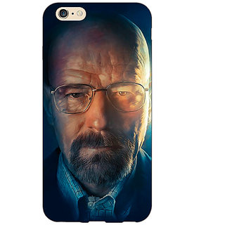 EYP Breaking Bad Heisenberg Back Cover Case For Apple iPhone 6 Plus 170417