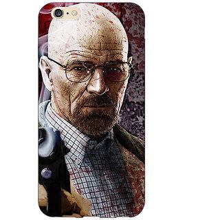 EYP Breaking Bad Heisenberg Back Cover Case For Apple iPhone 6 Plus 170418