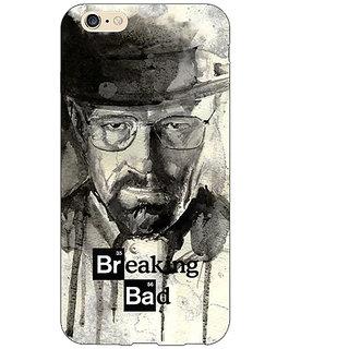 EYP Breaking Bad Heisenberg Back Cover Case For Apple iPhone 6 Plus 170419