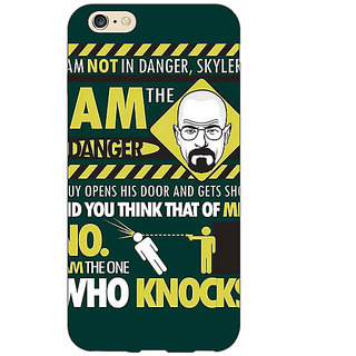 EYP Breaking Bad Heisenberg Back Cover Case For Apple iPhone 6 Plus 170420