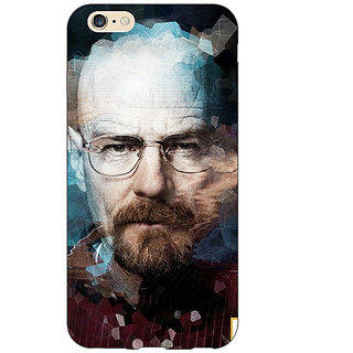 EYP Breaking Bad Heisenberg Back Cover Case For Apple iPhone 6 Plus 170421