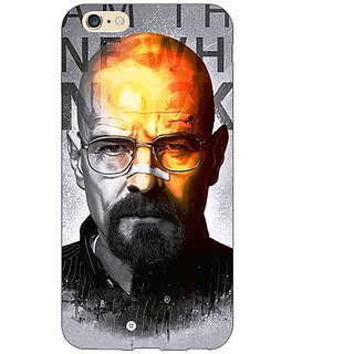 EYP Breaking Bad Heisenberg Back Cover Case For Apple iPhone 6 Plus 170429
