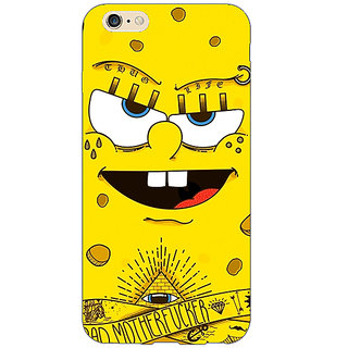 EYP Spongebob Back Cover Case For Apple iPhone 6 Plus 170466