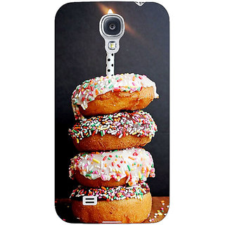 EYP Donut Birthday Back Cover Case For Samsung Galaxy S4 Mini I9192 161218