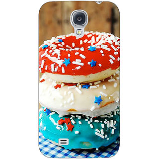 EYP Donuts Back Cover Case For Samsung Galaxy S4 Mini I9192 161222