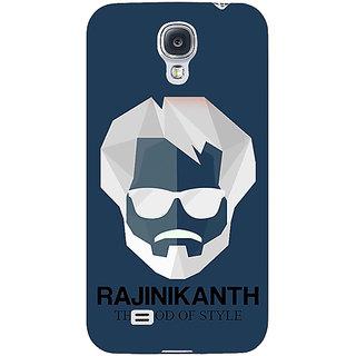 EYP Rajni Rajanikant Back Cover Case For Samsung Galaxy S4 Mini I9192 161482