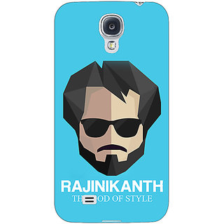 EYP Rajni Rajanikant Back Cover Case For Samsung Galaxy S4 Mini I9192 161483