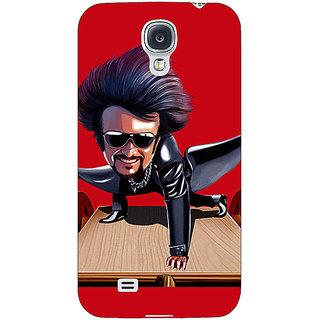 EYP Rajni Rajanikant Back Cover Case For Samsung Galaxy S4 Mini I9192 161487